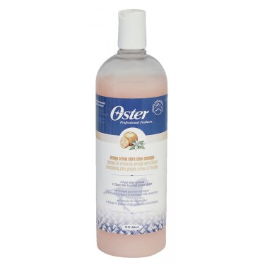 Orange Creme Shampoo