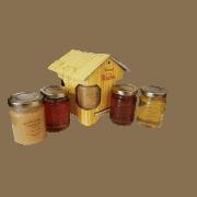 Miel du rucher des Evaux - Labaroche en ALSACE