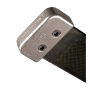 rasp end covers aluminium - double s