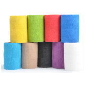 bandes cohésives de couleur